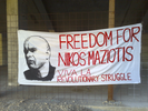 Solidarity with Nikos Maziotis image