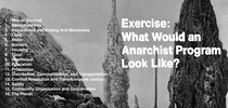 [Zine] What would an anarchist program look like? image